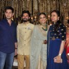 Mahesh Babu and Namrata Shirodkar at  at Priyanka Dutt and Nag Ashwin's Wedding Reception