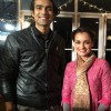 Jubin Nautiyal and Dia Mirza Snapped in Dehradun for a Travel Show