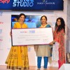 Madhuri Dixit at Launch of 'Dance Studio' Channel on Tata Sky