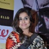Vidya Balan smiles for the camera at the Launch of Piyush Jha's Book Raakshas