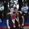 Shailendra Singh and DJ Hardwell at Magic Bus Charity Event