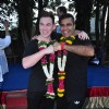 DJ Hardwell and Shailendra Singh at Magic Bus Charity Event
