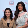 Shilpa Shetty at 'No TV Day' Event
