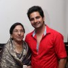 Karan Mehra at Bikramjeet Kanwarpal Mother's Birthday