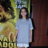 Anupama Chopra at Trailer Launch of 'Saala Khadoos'