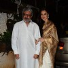 Sanjay Leela Bhansali and Rekha at Special Screening of Bajirao Mastani