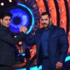 Shah Rukh Khan and Salman Khan on Bigg Boss 9 Halla Bol
