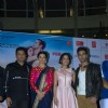 Bhushan Kumar, Divya Khosla, Yami Gautam and Pulkit Samrat at Song Launch of 'Sanam Re'