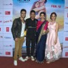 Divya Khosla, Bhushan Kumar, Pulkit Samrat and Yami Gautam at Song Launch of 'Sanam Re'