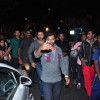 Salman Khan and Nikhil Dwivedi Snapped post Dinner