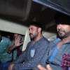 Salman Khan and Nikhil Dwivedi Takes a Rickshaw Ride Post Dinner