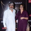 Sanjay Leela Bhansali and Bela Sehgal at Guild Awards 2015