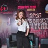 Celebs at Country Club's New Year Celebration