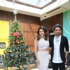 Sunny Leone Celebrates Christmas With 'Mastizaade Co Star' Vir Das