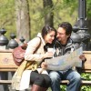 Lovable scene of Saif and Kareena