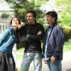Saif and Kareena with Rensil | Kurbaan Photo Gallery