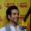 Tusshar Kapoor goes on air at Radio Mirchi for Promotions of 'Kyaa Kool Hai Hum 3'