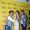 Promotions of 'Kyaa Kool Hai Hum 3' at Radio Mirchi