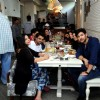 Mohit Malik, Simple Kaul, Shivin Narang, Heli Daruwala and Smriti Kalra at Fable, Juhu