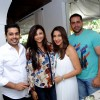 Celebs Snapped at 'Fable' Restaurant