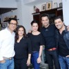 Sanjay Suri, Manasi Joshi Roy, Neelam, Rohit Roy and Sameer Soni at Fable, Juhu
