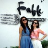 Simple Kaul and Heli Daruwala Snapped at 'Fable' Restaurant