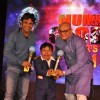 Rajpal Yadav, KK Goswami and Manoj Joshi at Mumbai Global Achiever's Award