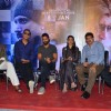 Big B, Vidhu V Chopra, Farhan, Aditi Rao and Bejoy Nambiar at Press Meet of 'Wazir'