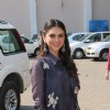 Aditi Rao Hydari at Press Meet of 'Wazir'