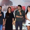 Aditya Roy Kapur, Katrina Kaif, Tabu and Abhishek Kapoor at Trailer Launch of 'Fitoor'