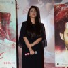 Tabu at Trailer Launch of 'Fitoor'