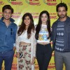 Promotions of Sanam Teri Kasam at Radio Mirchi
