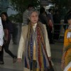 Jaya Bachchan Snapped at Airport