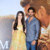 Harshvardhan Rane and Mawra Hocane at Music Launch of 'Sanam Teri Kasam'