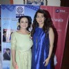 Juhi Chawla and Divya Dutta Promotes Chalk N Duster