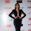 Sonam Kapoor Sizzles in Black at Filmfare Awards - Red Carpet