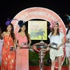 Rashmi Nigam, Parizad Kolha, Evelyn Sharma and Koyal Rana at Mahalaxmi Race Course Racing Season