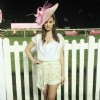Evelyn Sharma at Mahalaxmi Race Course First Racing Season
