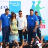 Akshay Kumar and Nimrat Kaur Flagged off 'Walk for Health'