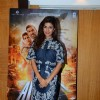Nimrat Kaur at Promotions of 'Airlift'