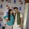 Pearl V Puri and Hiba Nawab at Launch of Zee TV's New Show 'Meri Sasu Maa'