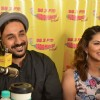 Vir Das and Sunny Leone Goes Live on Radio Mirchi for Promotions of Mastizaade