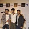Manish Paul, Pradhuman Singh and Sikander Kher at Trailer Launch of 'Tere Bin Laden: Dead or Alive'