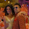 Still of Akshay and Katrina