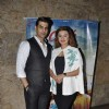 Rohit Bakshi and Aashka Goradia at Screening of 'Chalk N Duster'