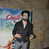 Rithvik Dhanjani at Screening of 'Chalk N Duster'
