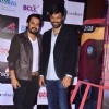 Ajay Chaudhary and Anand Mishra at Launch of BCL's Ahmedabad Express Team