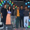 Vicky Kaushal and Sarah Jane Dias at Promotions of 'Zubaan'