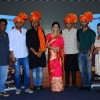 Sonalee Kulkarni, Jitendra Joshi and Aniket Vishwasrao at Launch of Marathi Film 'Poshter Girl'