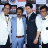 Sooraj Pancholi and Nawazuddin Siddiqui at Lion Gold Awards